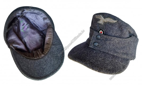 Luftwaffe/LW Field Cap M43 for EM/NCO