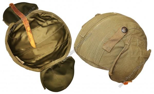U.S. WWII USSAF Bomber Crew Steel FLAK Helmet M4A2
