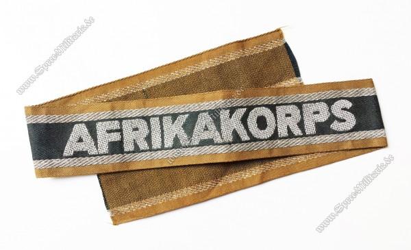 Ärmelband Wehrmacht Afrikakorps