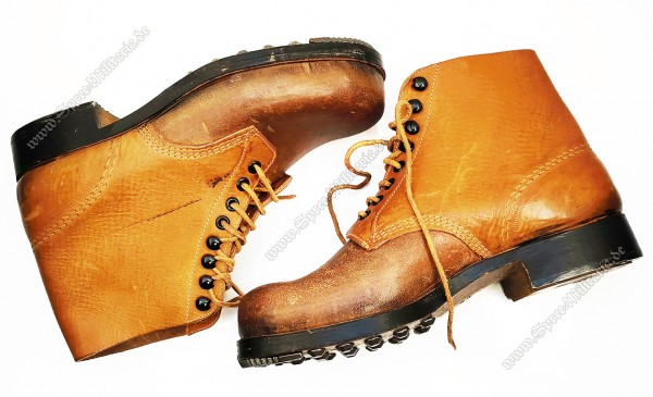 Wehrmacht/W-SS/Luftwaffe Uniform Ankle Boots