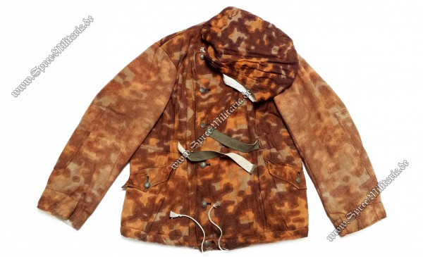 """W-SS """"Blurred Edge"""" Reversible Camouflage Winter Parka"""