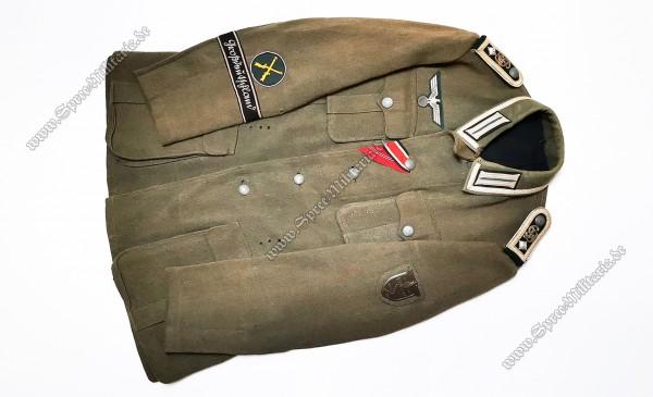 """Wehrmacht Feldbluse M36 Infanterie-Regiment """"Großdeutschland"""""""
