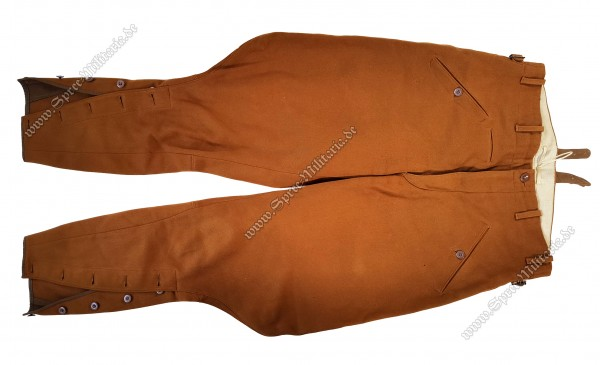 Party Uniform Trousers/Breeches for Political Leader