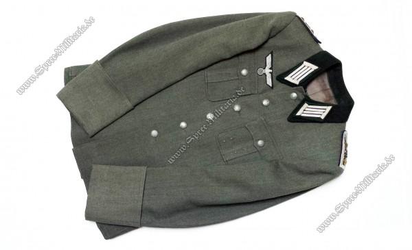 Wehrmacht Uniformjacke M36 Oberfeldwebel Sanitäter
