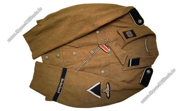 "W-SS Tunic/Field Blouse M44[23.SS-Volunteer-PzGren-Division ""Nederland""]"