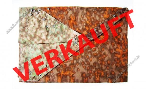 """W-SS Rauchtarn """"Blurred Edge"""" Zeltpane"""