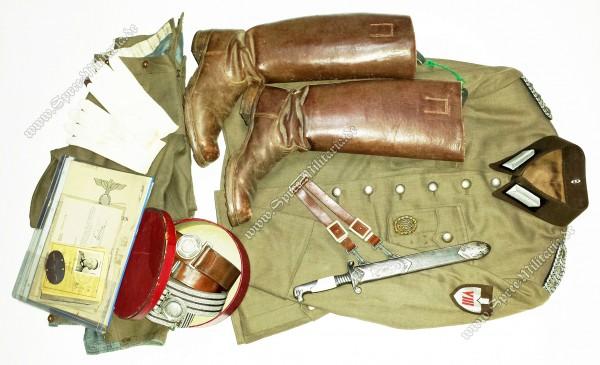 Reichsarbeitsdienst(RAD) Komplett Nachlass des Herbert Borrmann