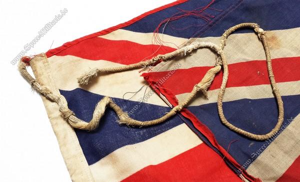WWII Britische Militär Identifikationsflagge