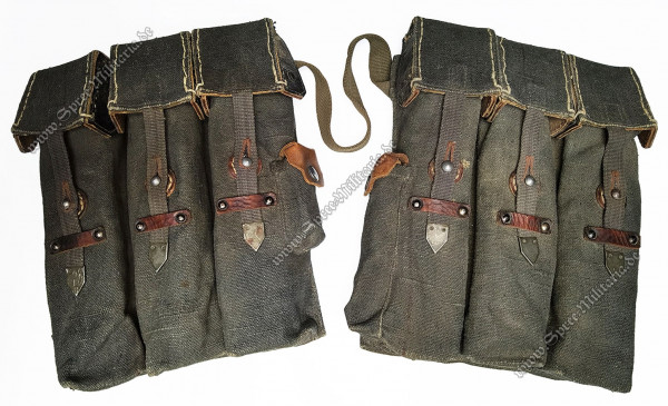 WH/LW/W-SS Ammo Pouches for Sturmgewehr/Assault Rifle 44