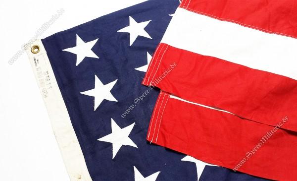"""WWII """"48 Star"""" Amerikanische Militärflagge 280 x 155cm"""
