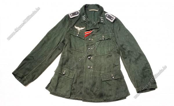 "Luftwaffe-Felddivision Sommerfeldbluse M42 Feldwebel ""General Göring"""