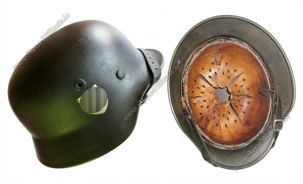 "W-SS Stahlhelm M40 ""Q66"""