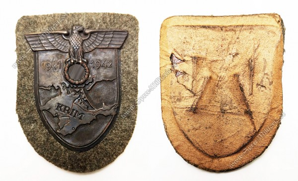 Wehrmacht/Heer Krimschild 1941 - 42