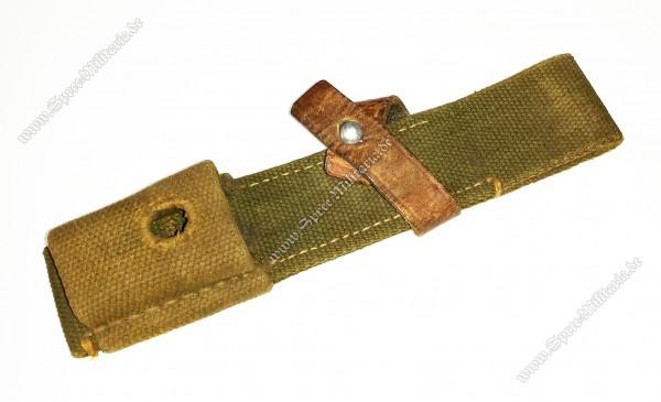 Wehrmacht Afrikakorps Webbing Bayonet Frog 98K
