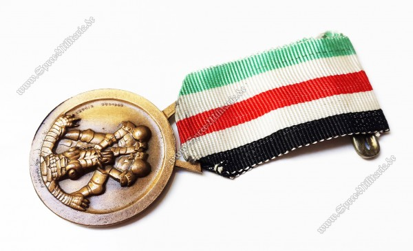 Deutsch-Italienische Errinerungsmedaille