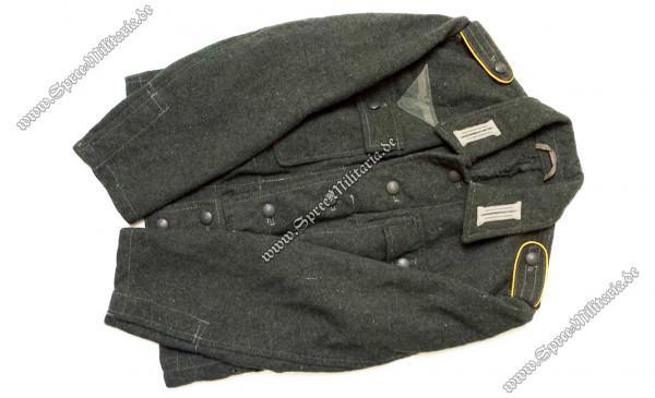 Wehrmacht Uniform/Feldbluse M44 Aufklärung Mannschaften