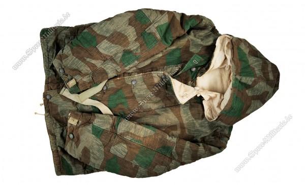 Wehrmacht Splinter Camouflage Reversible Winter Parka