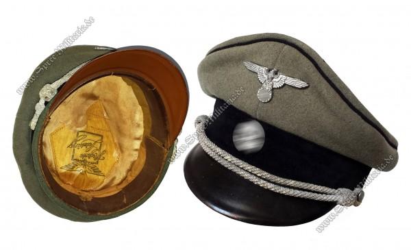 W-XX Schirmmütze für Pionier Offiziere