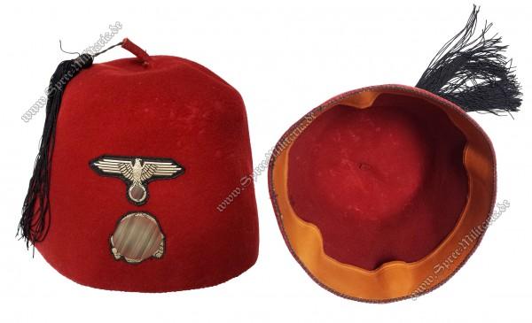 W-SS Fez für muslimische Freiwillige(13.Division Handschar)