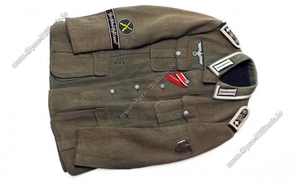 """Wehrmacht Uniform/Feldbluse M40 Infanterie-Regiment """"Großdeutschland"""""""