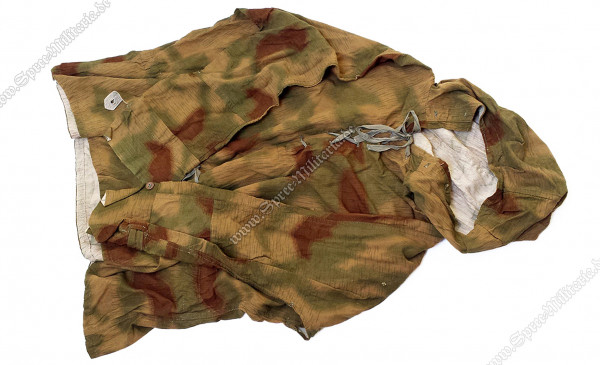 Wehrmacht/LW Field-Division Camouflage Sniper Smock