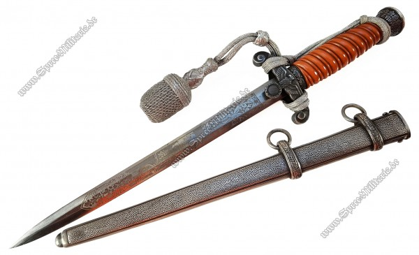 Wehrmacht/Army(WH) Officers Dagger[Motor Vehicle Etching]