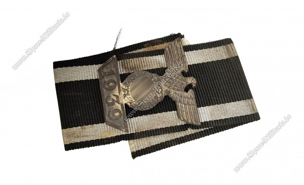 Ribbon Bar(1939) to the Iron Cross 2nd.Class