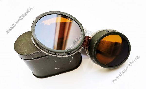 Wehrmacht Mountaineer Snow Protection Googles