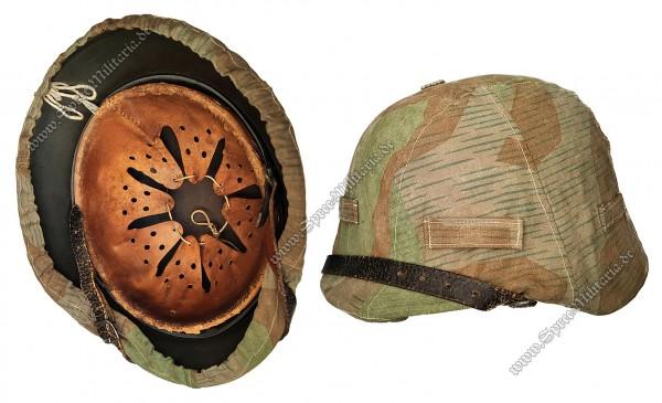 Wehrmacht/Army Splinter Camouflage Steel Helmet Cover