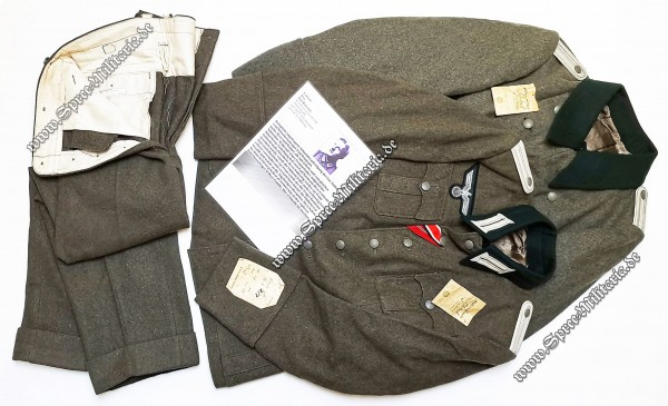 Wehrmacht Ritterkreuzträger Uniform Ensemble[1944] - Mint