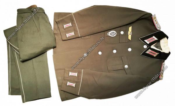 NVA Uniform Hauptmann Panzertruppe