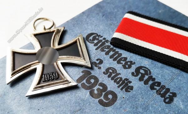 Eisernes Kreuz(1939) 2.Klasse in Verleihungstüte