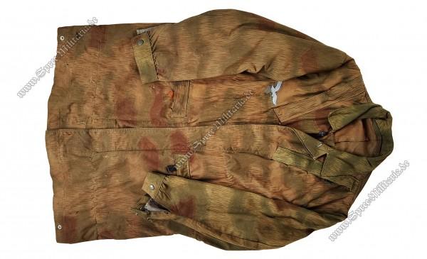 Luftwaffe Paratrooper(FJ) Swamp/Water Tan Camouflage Smock M42