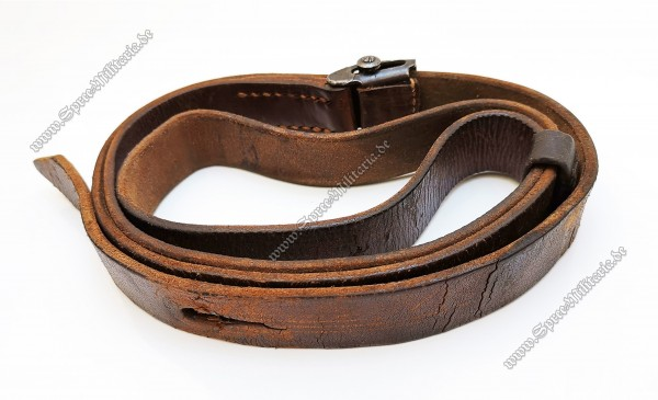 Leather Strap for Machine Pistol/MP40