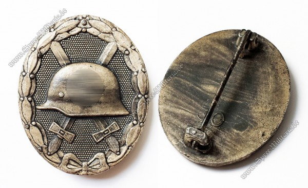 Silver Wounded Badge(1939)