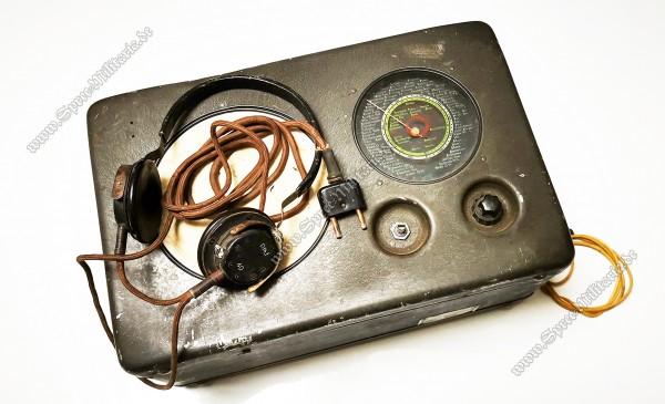 Wehrmacht Truppen Feldradio Radione R2