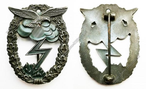 Luftwaffe Erdkampf-Abzeichen[Arno Wallpach]