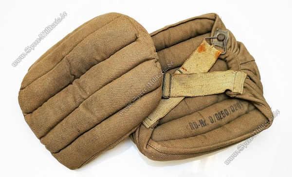 Luftwaffe/LW Africa/Tropical Kneepads for FJ/Paratrooper
