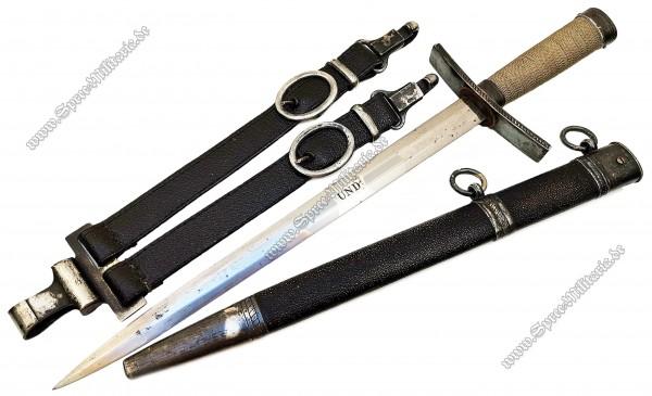 Hitlerjugend(HJ) Leader Dagger M37[RZM M7/36]