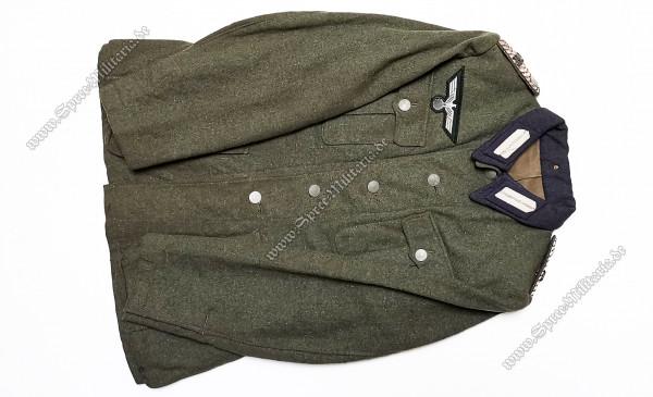 Wehrmacht Uniform/Feldbluse M36 Geheime Feldpolizei(GFP) Sonderführer