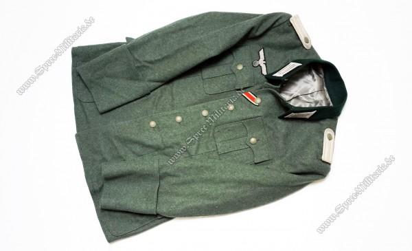 Wehrmacht Uniformjacke M36 Leutnant Infanterie
