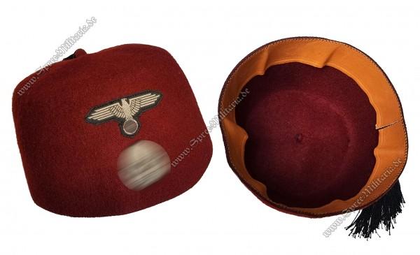 W-SS Roter Fez für muslimische SS-Legionäre