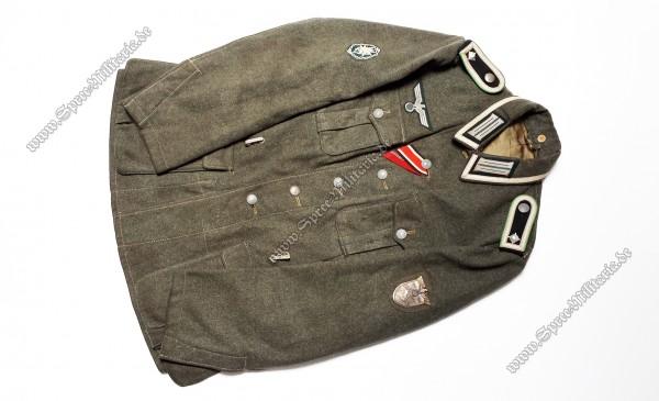 Wehrmacht Uniformjacke M40 Gebirgsjäger Feldwebel(Krim)
