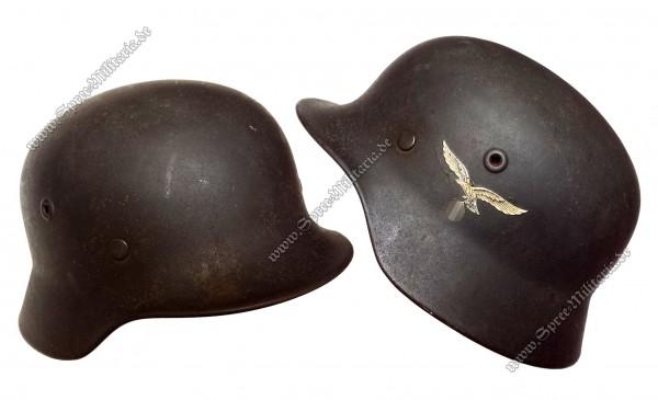 """Luftwaffe Stahlhelm M40 """"Q66"""""""