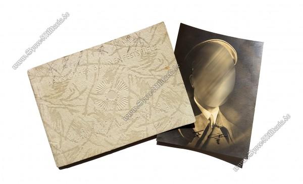 KDF Gala Gutschein Bayreuther Festspiele mit Postkarte/Unterschrift