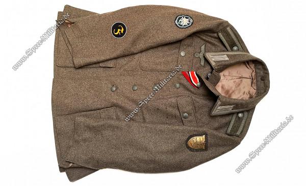 Wehrmacht Uniform/Feldbluse[Reitz] M42 Gebirgsjäger Unteroffizier