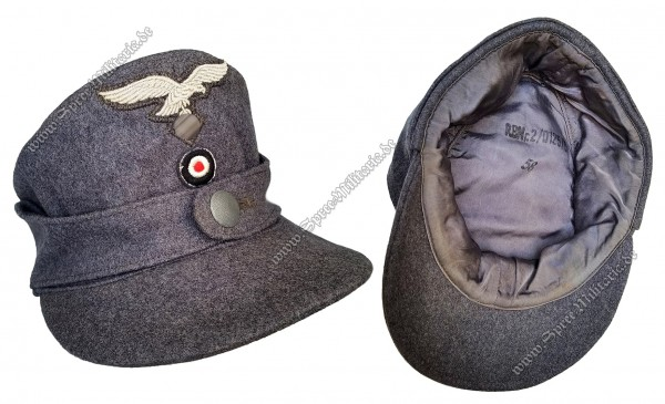 Luftwaffe/LW Field Cap M43 for EM/NCO