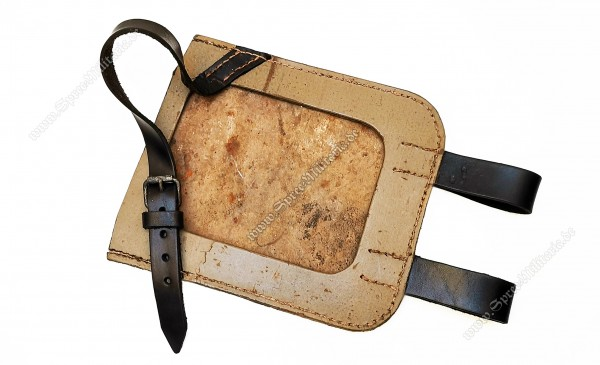 Wehrmacht/W-SS Substitute Material Spade Cover