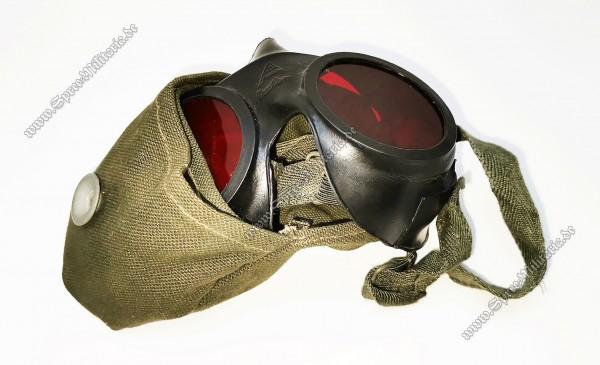 Wehrmacht/KM U-Boot Auer Neophan Lichtschutzbrille