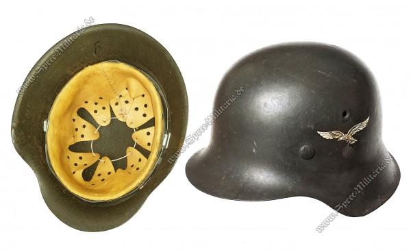 """Luftwaffe Stahlhelm M42 """"ET62"""""""